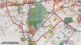 Центральная Кольцевая Автомобильная Дорога ( ЦКАД ) - перспективы развития.  Карта-схема ЦКАД.